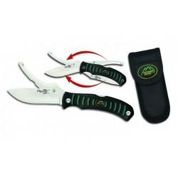 Ловен нож с две остриета Outdoor Edge -