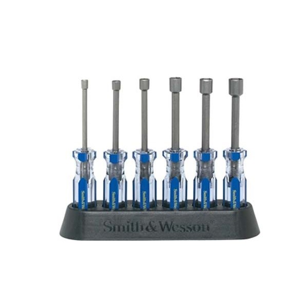 Smith & Wesson SW1042 - Отвертки комплект Gunsmithing Nut Driver Set