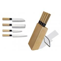 Комплект кухненски ножове Albainox 21