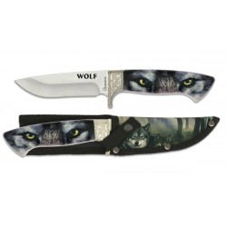 Ловен нож Albainox 32234 WOLF