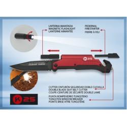 Тактически нож ALBAINOX K25 19451